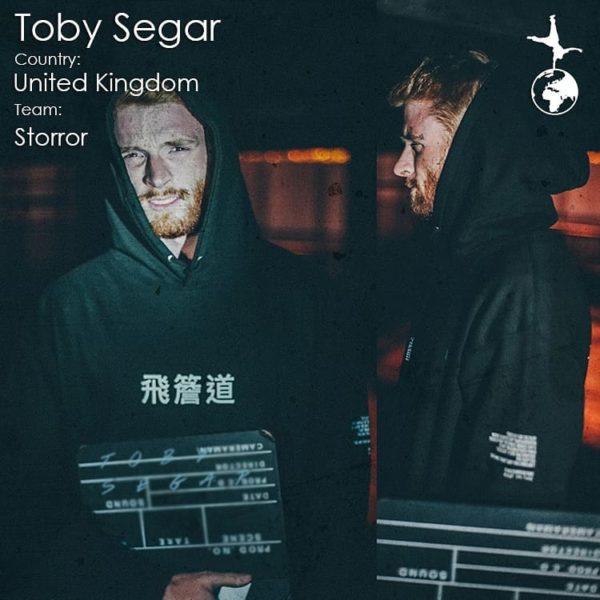 Storror Toby Segar