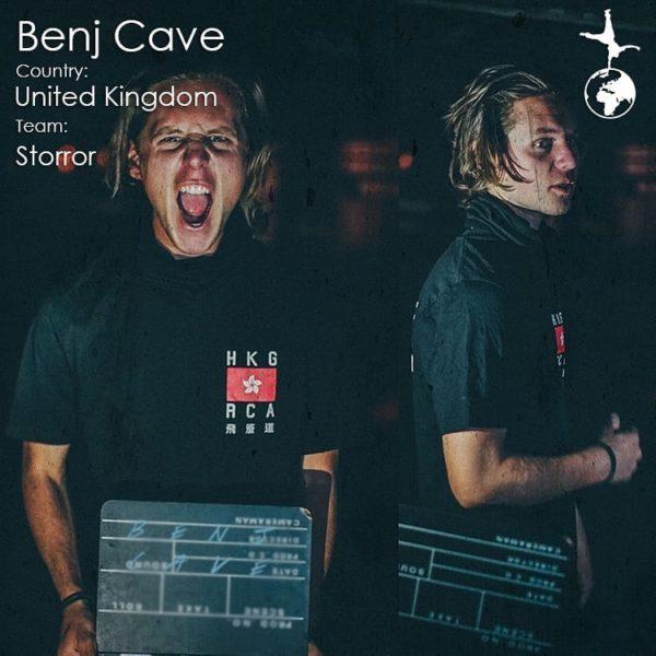 Storror Benj Cave